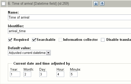 Date and time / Datatypes / Reference / 3 8 / Technical